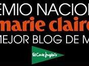 Premio Marie Claire mejor blog moda
