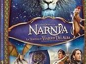 'Las Crónicas Narnia: travesía Viajero Alba' emprende viaje Blu-ray