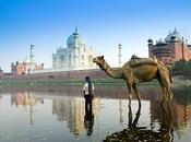 India Norte. Agra