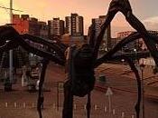 araña Bourgeois paseo Buenos Aires