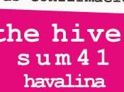 Hives Dcode Festival confirmaciones mas)