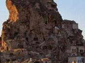 Fortaleza Ortachisar. Capadocia. Turquía