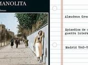 """Almudena Grandes: """"Las tres bodas Manolita"""""""