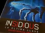 Insidious última llave edición Bluray
