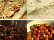 Snacks saludables para compartir quieres