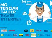 Cómo potenciar taller través Internet