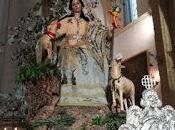 Representación nuestra hermandad procesión traslado Divina Pastora Carmona