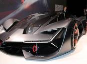Lamborghini Terzo Millennio superdeportivo futuro