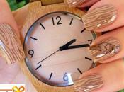 Reloj madera bambú Personalized Cart.com