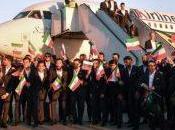 selección Irán está Rusia para disputar campeonato mundial