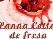 Panna cotta fresa