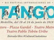 Programación Festival Internacional Tango 2018