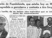 alcalde Fuenlabrada, estaba Madrid, agredido garrotazos contesta tiro limpio