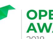 Fallados premios OpenAwards 2018