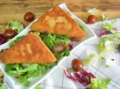 Sandwich empanados receta deliciosa para niños