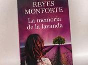 memoria lavanda' Reyes Monforte