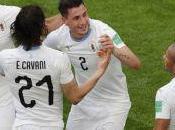 Uruguay gana fiel estilo Egipto debut mundialista
