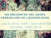 Encuentro Grupo Venezolano Liquenólogos