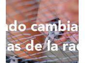 ¿Cómo elegir cordaje raqueta tenis?