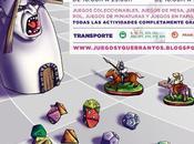 Juegos Quebrantos Alcalá Henares (30/06 01/07)