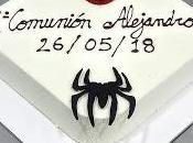 Comunión Spiderman