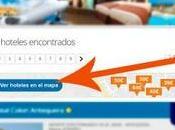 buscador Ocio Hoteles nueva opción búsqueda