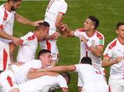 Rusia 2018 Costa Rica Serbia