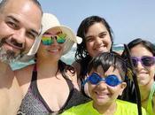 Días playa sol... familia