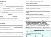 Visa para Tailandia Cómo conseguir visa turista