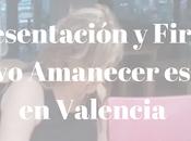 Presentación nuevo amanecer posible Valencia pasado 14-06-2018