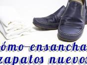 Como ensanchar zapatos nuevos evitar rozaduras