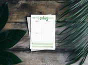 Daily planner: descargable gratuito para organizar