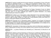 Equipos Orientación Escolar (EOE). Resolución 1.736/18