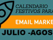 Organiza plan Marketing para Julio Agosto 2018