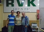 """Entrevista """"Poetas aire"""", Radio Vallekas"""