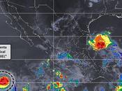 "tormenta tropical ""Daniel"" forma Pacífico amenaza"