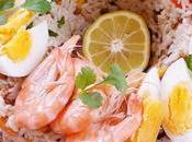 Ensalada arroz corona