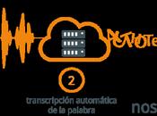 Subtitular vídeos ayuda tecnología reconocimiento