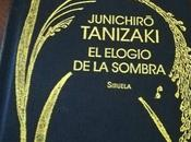 elogio sombra', Junichiro Tanizaki