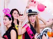 Como organizar fiesta despedidas soltera disfraces complementos