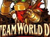 SteamWorld Dig: Fistful Dirt, travesía pequeño minero dentro mundo vapor