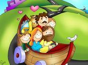 Deja Jesús maneje barca, conduzca vida