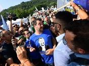 Italia entrona nuevo Caudillo Pontida