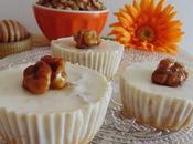 Mini cakes griegos miel nueces