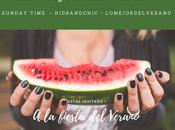 Sunday's Time #Lomejordelverano18