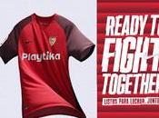 Camisetas Sevilla Nike 2018-2019