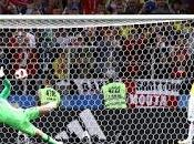 Inglaterra salva tanda penaltis ante Colombia #Rusia2018