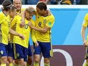 Suecia vence Suiza afortunado Forsberg #Rusia2018