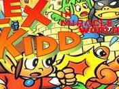 Alex Kidd Miracle World, primera aventura mascota primigenia Sega