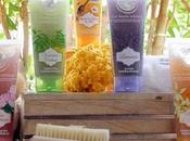 Geles Exfoliantes Jeanne Provence 100% naturales